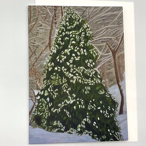 Our Tree Greeting Card