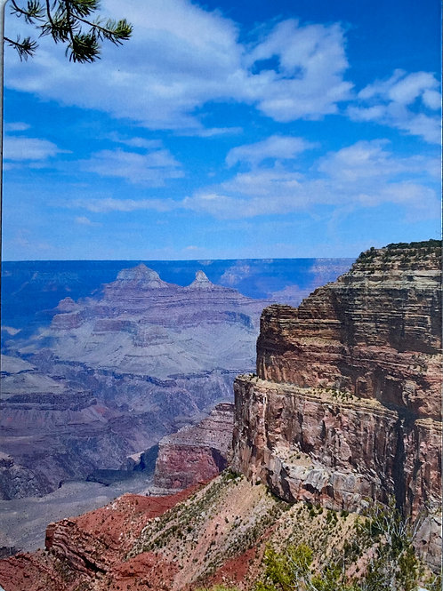 Grand Canyon 4.5in x 5in Magnet