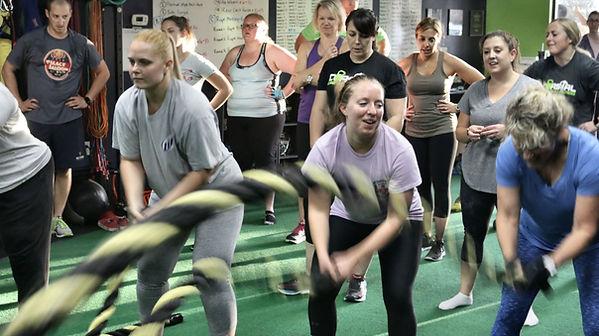 Newport News Gym workout
