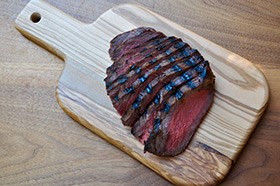 Sake Marinated Steak
