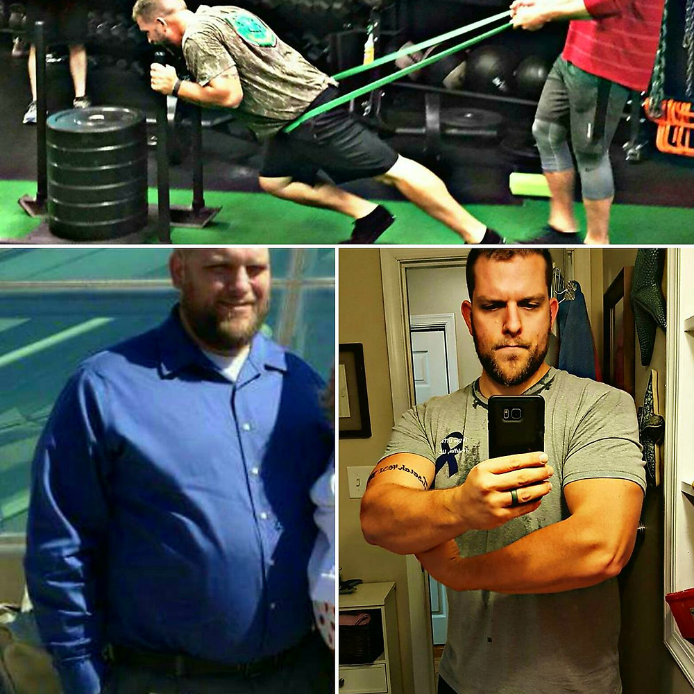 Newport News Weight Loss Transformation