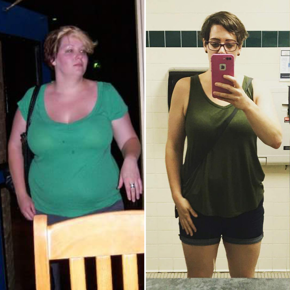 Newport News Weight Loss Audrey