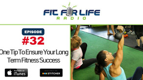 One Tip To Ensure Your Long Term Fitness Success