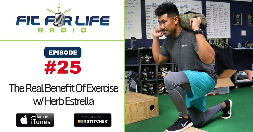 fit for life episode #25