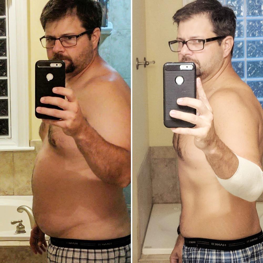 Newport News Weight Loss Ryan