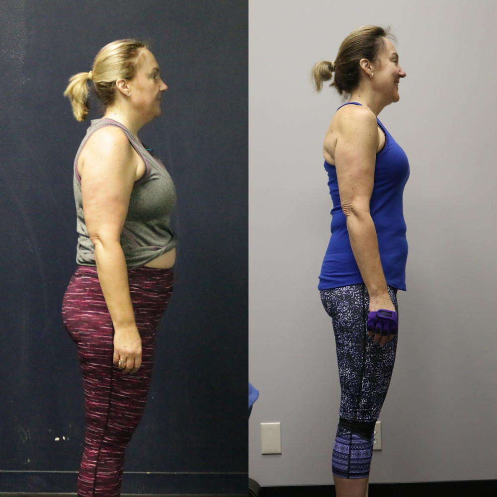 Newport News Weight Loss Transformation Trish