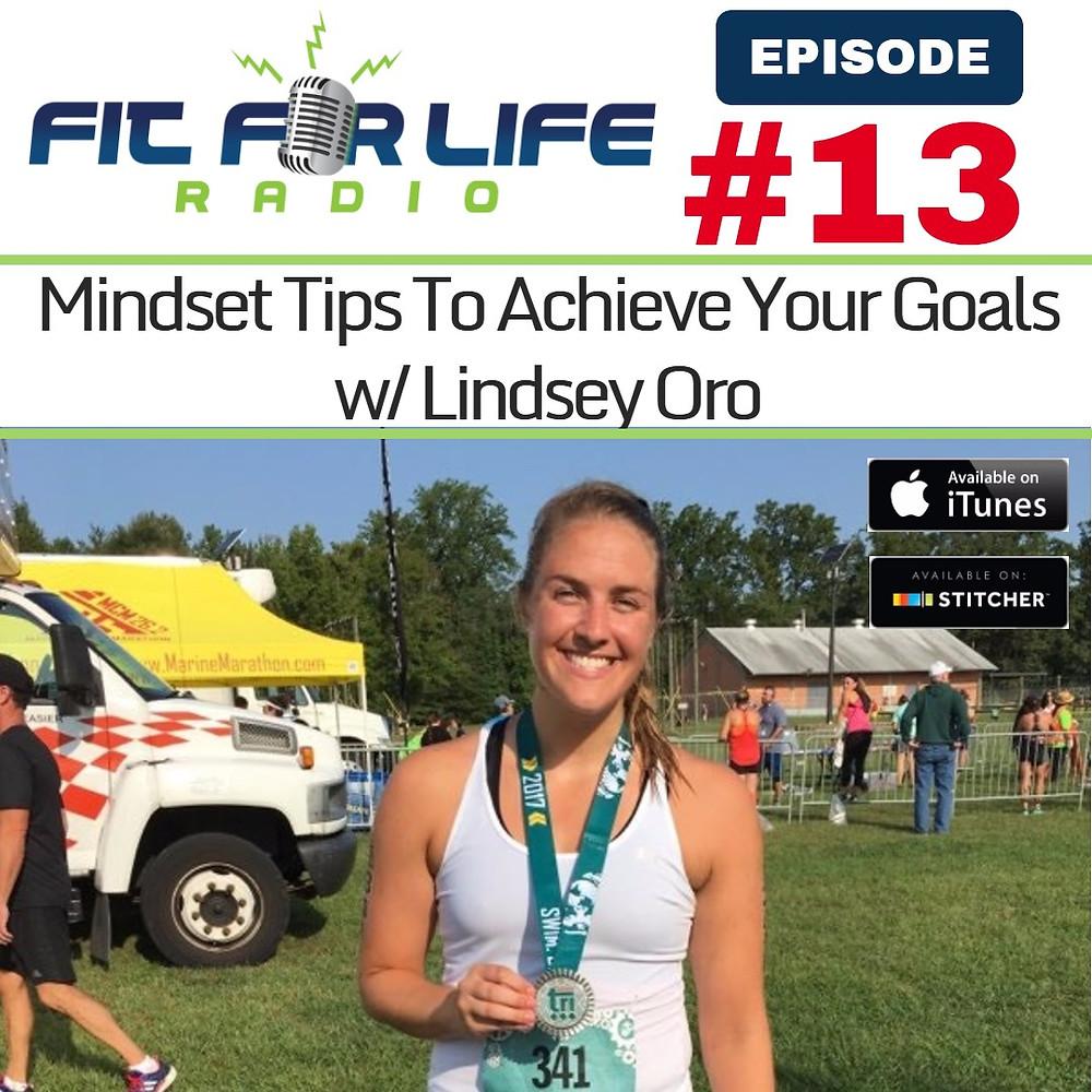 mindset tips Lindsey Oro
