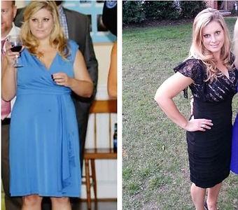 weight loss newport news Amy