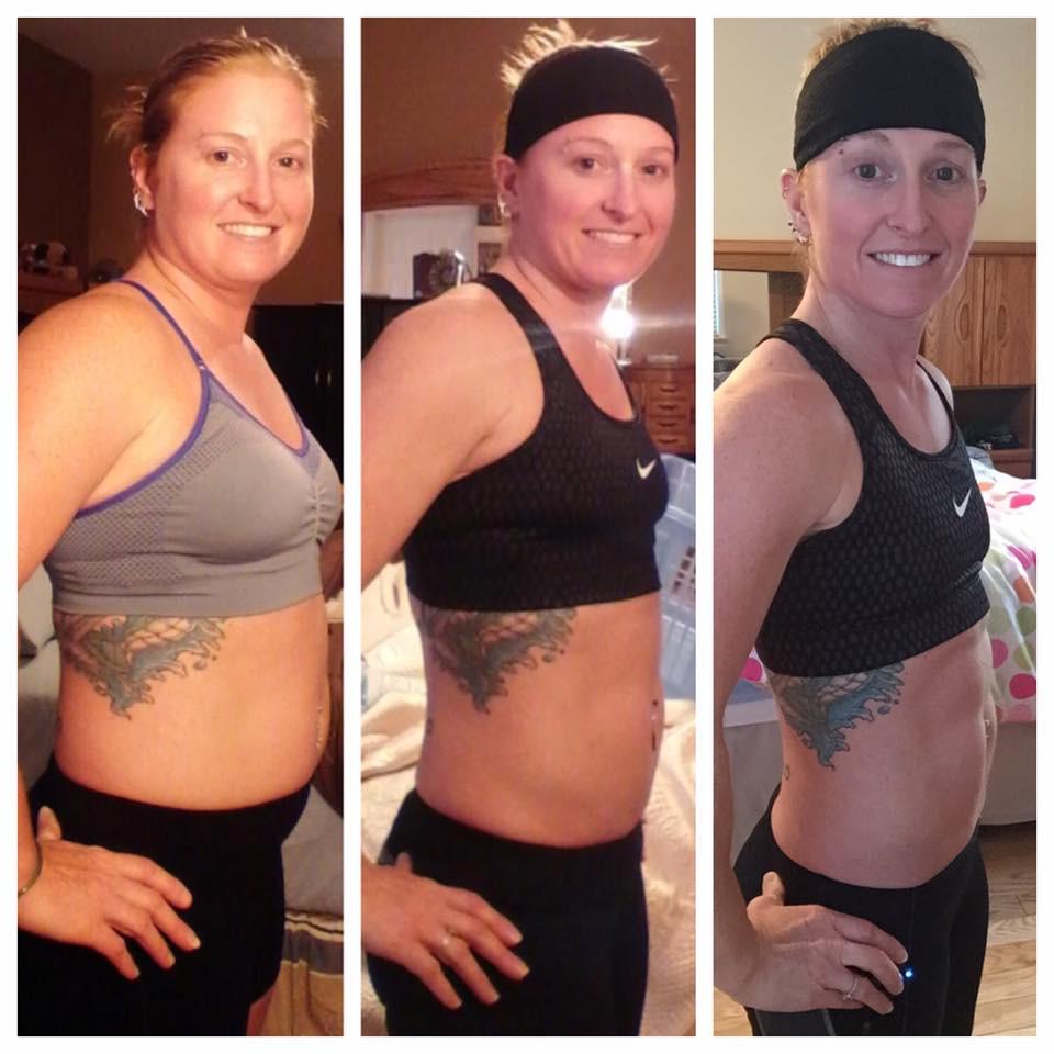 Krystal Gill Transformation