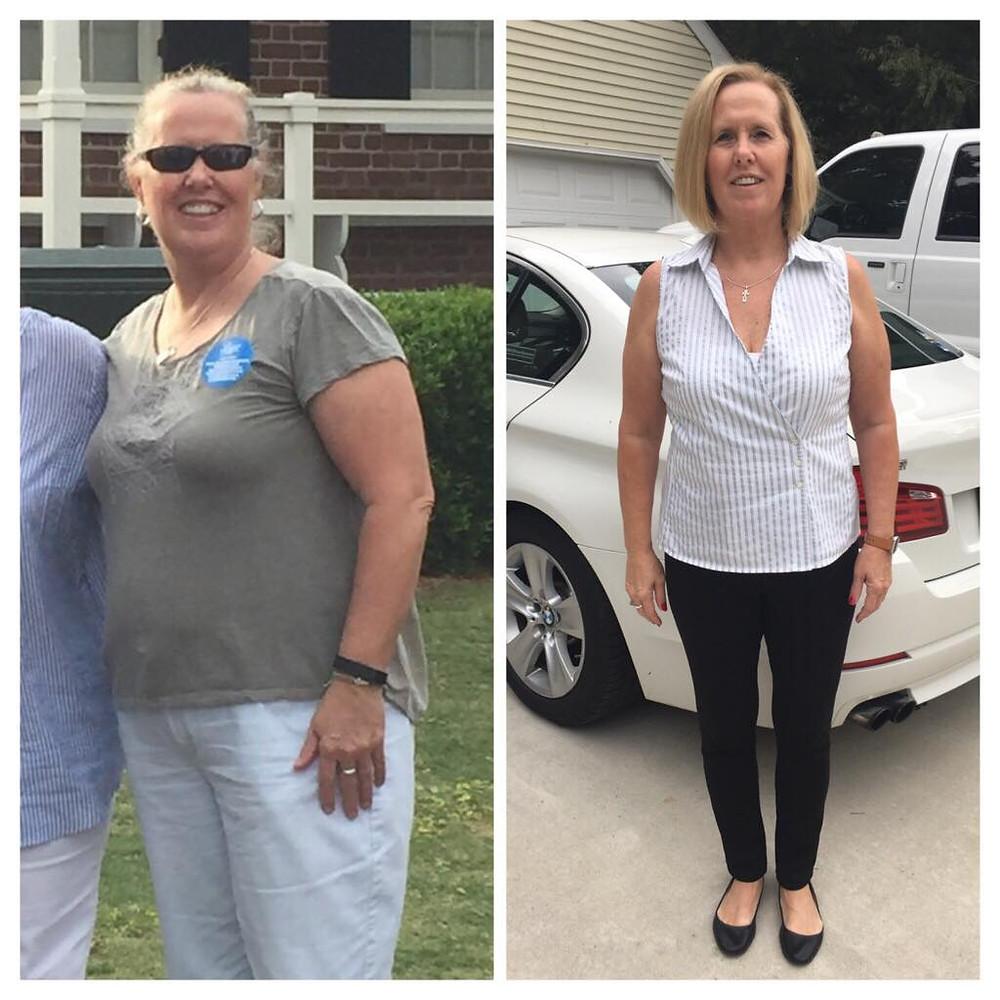 Newport News Weight Loss Cindy