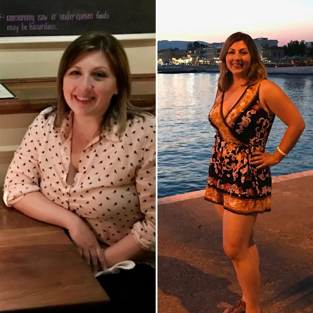 Newport News Weight Loss Gina