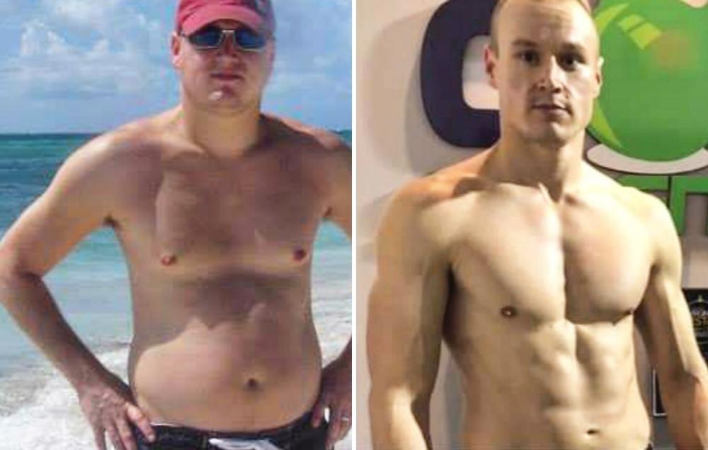 Newport News Weight Loss Justin