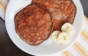 Fast & Easy Banana Pancakes