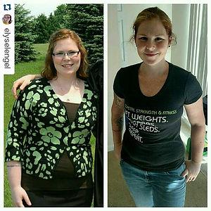weight loss Newport News Elyse