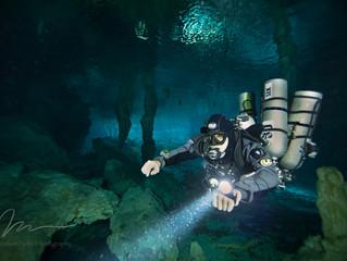 Grand Cenote Entrance