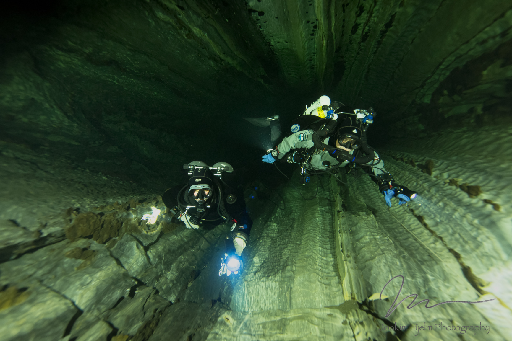 Nomash River, Anton and Jim Tunnel