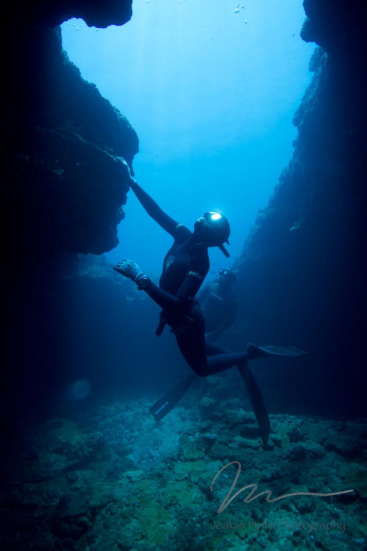 Freediving Duo