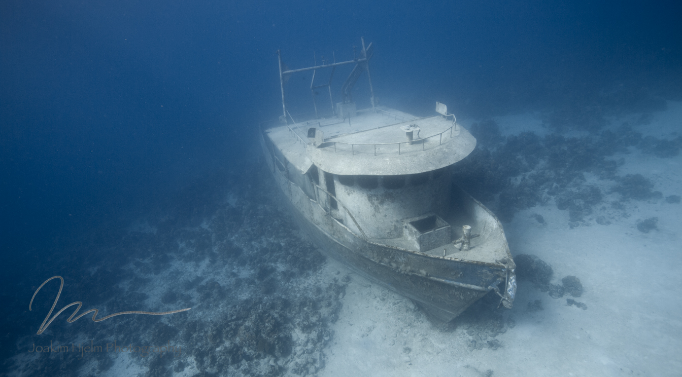 Bahamas Wreck