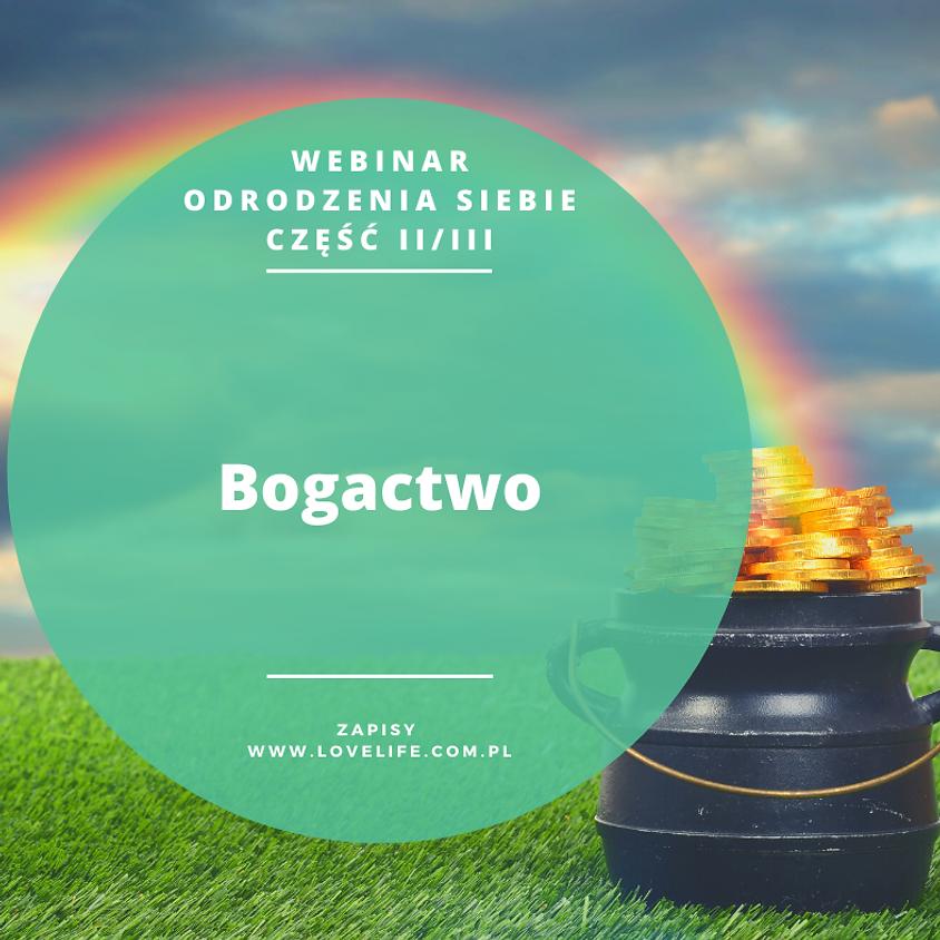 Webinar Odrodzenia Siebie cz. 2/3 Bogactwo 27-28 marca