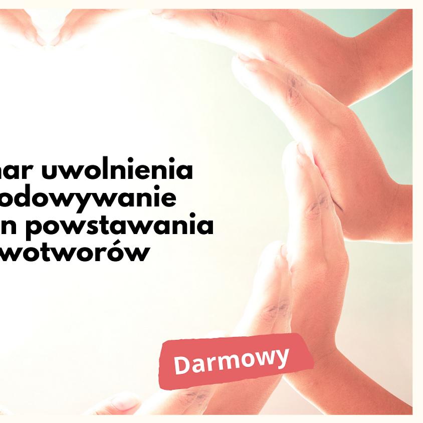 DARMOWY Webinar uwolnienia – Odkodowywanie przyczyn powstawania Nowotworów