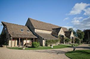 The Great Tythe Barn