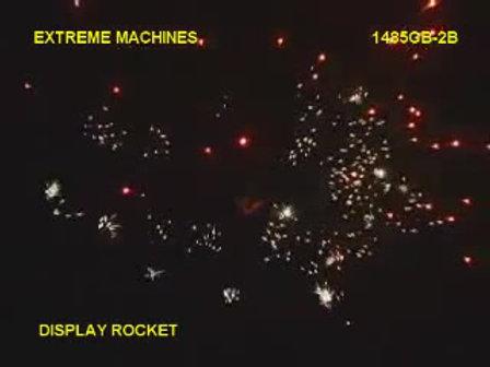 Extreme Machines Rockets -(15)