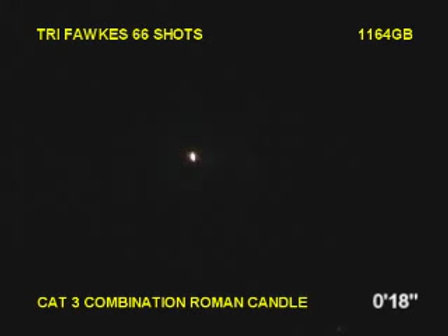 Tri-Fawkes 66 shot