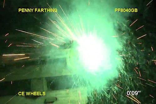 Penny Farthing Wheel