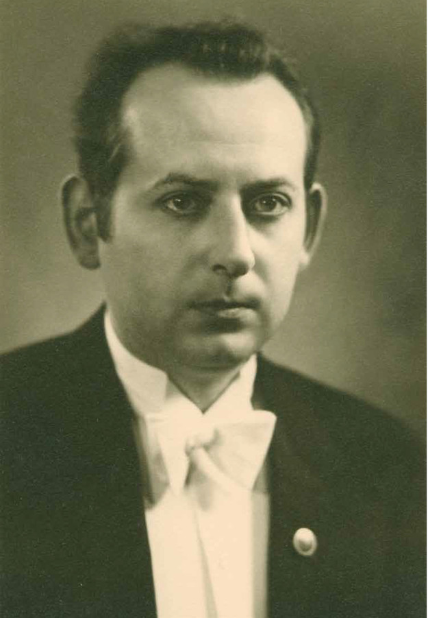 Eduard Tubin - meie noorema põlve silmapaistvamaid heliloojaid ja koorijuhte