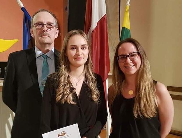Meie õpilased olid Eesti noorte metsasarvemängijate konkursil edukad