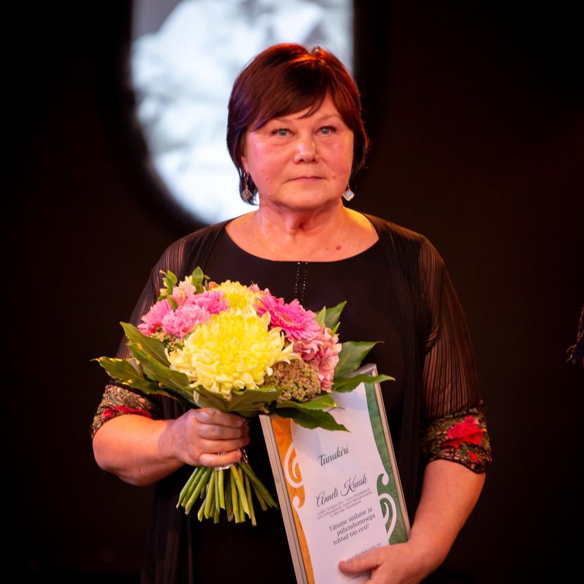 Anneli Kuusk