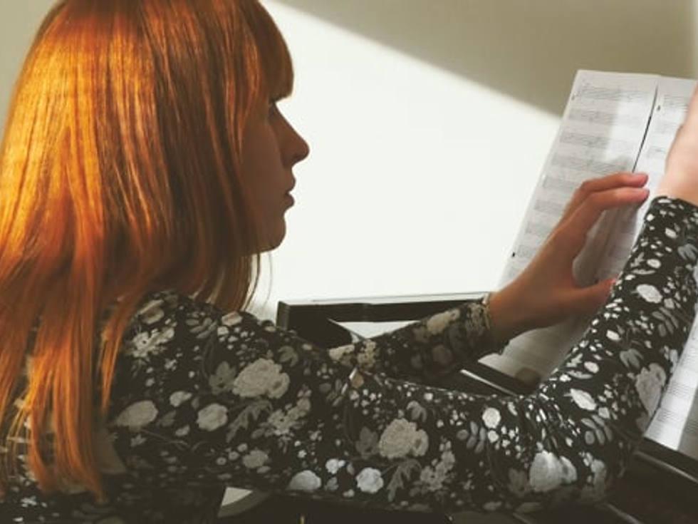 Kompositsiooniõpilane Liisa