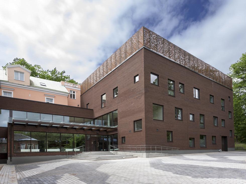 Elleri Muusikakooli uue õppehoone valmimine 2012-2014