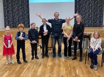 Meie õpilaste tulemused Wirkhausi konkursil