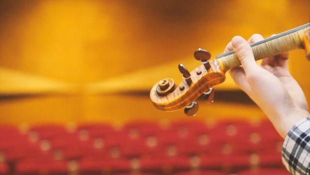 Toomas Hendrik - viiuldaja