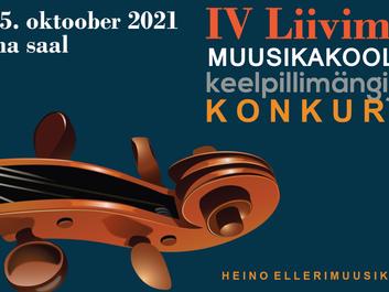 IV Liivimaa muusikakoolide keelpilllimängijate konkursi tulemused