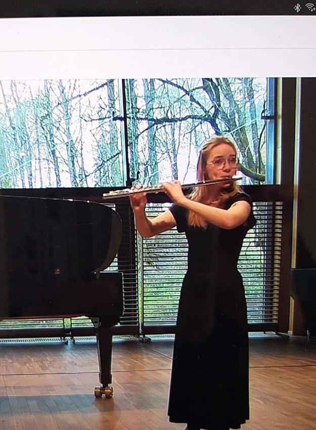 Sigrid Tomson edukas rahvusvahelisel konkursil