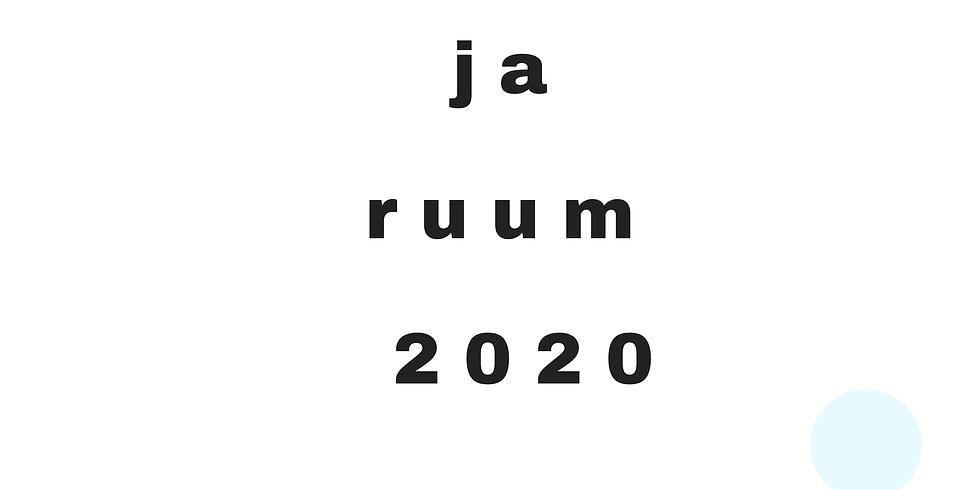 Aeg ja ruum 2020