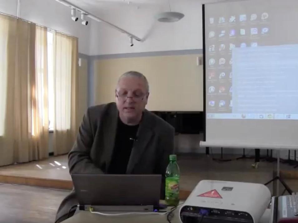 Mikk Targo loeng autoriõigusest 3.05.2013