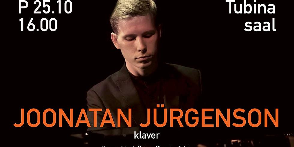 Joonatan Jürgenson - klaver