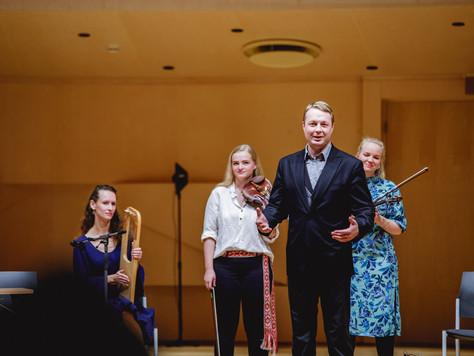 Elleri kooli pärimusmuusika õpetaja Juhan Uppin pälvis rahvakultuuri sihtkapitali aastapreemia
