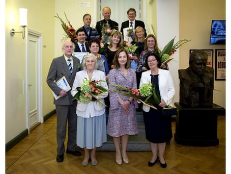 Eesti Kultuurkapital ja Eesti Muusikakoolide Liit tunnustasid muusikaõpetajaid
