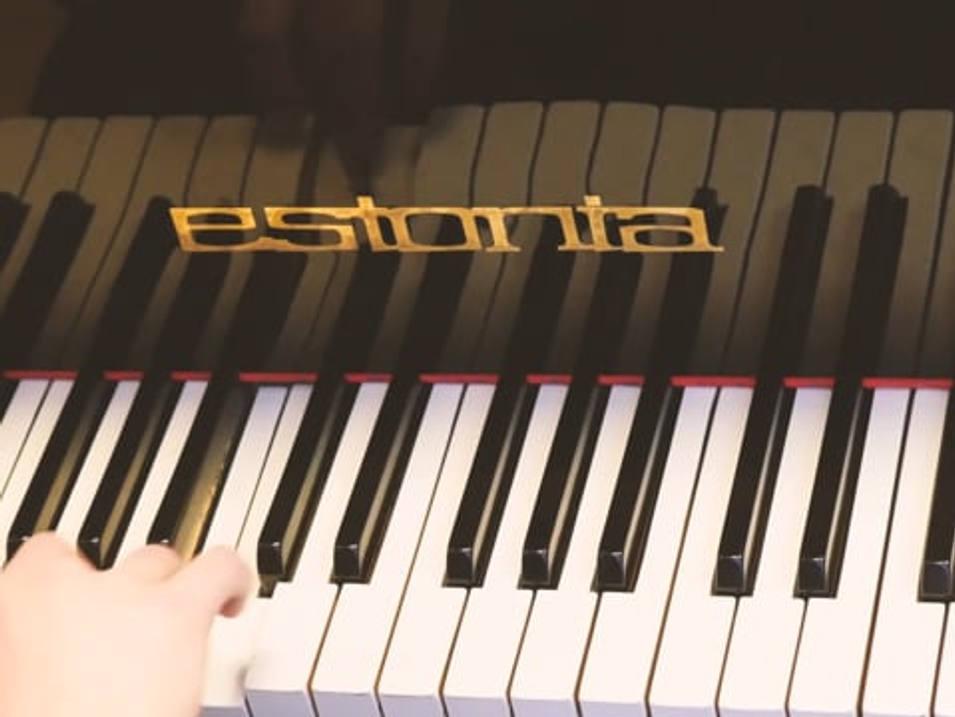 Klaveriõpilane Marten