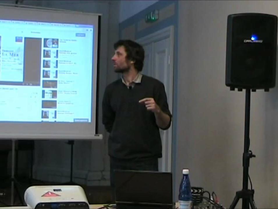 """Märt-Matis Lille loeng """"Teadvuse voost heliloomingus"""" 8. veebruaril 2013"""