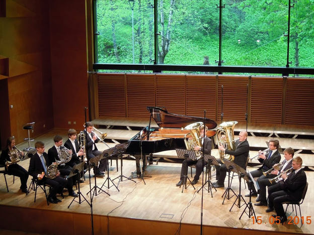 Elleri Kontsertkoor ja Eller Brass 15.05.2015