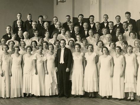 Muusikaline ülevaade. 1935. a. kevadhooaeg. 2