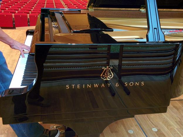 Steinway tulemine 09.2015