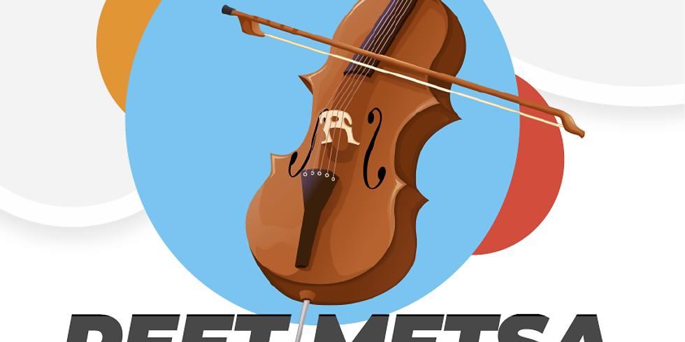 Reet Metsa tšelloklassi kontsert