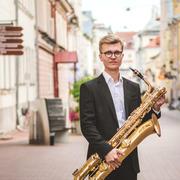 RENE LAUR saksofon