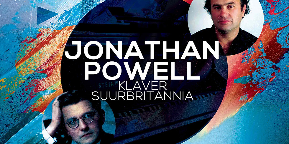 Jonathan Powell - klaver (Suurbritannia)